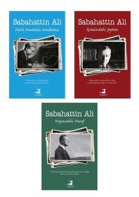 Sabahattin Ali 3 Kitap Takım