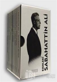 Sabahattin Ali Eserleri Seti (10 Kitap Takım) Sabahattin Ali