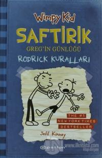 Rodrick Kuralları - Saftirik Greg'in Günlüğü 2 (Ciltli)