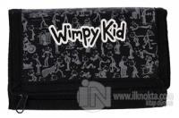 Saftirik - Wimpy Kid Baskılı Çanta - Siyah