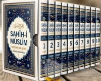 Sahih-i Müslim Tercüme ve Şerhi (10 Cilt Takım) (Ciltli)