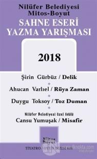Sahne Eseri Yazma Yarışması 2018