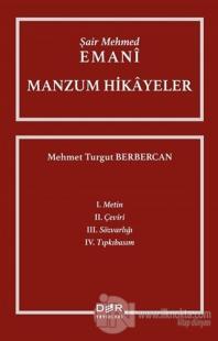 Şair Mehmed Emani - Manzum Hikayeler
