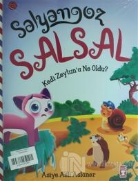 Salyangoz Salsa l- 2 Set (5 Kitap)
