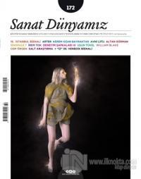 Sanat Dünyamız İki Aylık Kültür ve Sanat Dergisi Sayı: 172