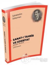 Sanat-ı Tahrir ve Edebiyat Şahabettin Süleyman