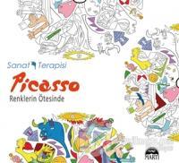 Sanat Terapisi Picasso - Renklerin Ötesinde