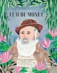 Sanatçının Portresi: Claude Monet (Ciltli)