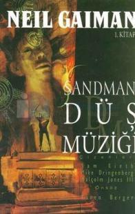 The Sandman-Düş Müziği 1.Kitap %25 indirimli Neil Gaiman