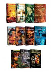 Sandman 11 Kitap Takım