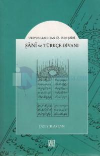 Şani ve Türkçe Divanı