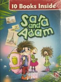 Sara and Adam (10 Kitap Takım)