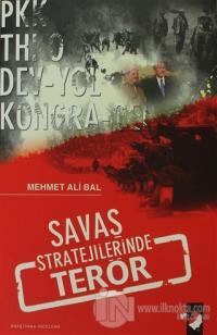 Savaş Stratejilerinde Terör %15 indirimli Mehmet Ali Bal