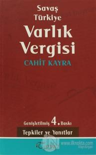 Savaş Türkiye Varlık Vergisi
