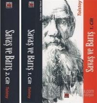 Savaş ve Barış (2 Kitap Takım)