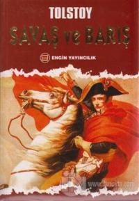 Savaş ve Barış (4 Cilt Takım) Lev Nikolayeviç Tolstoy