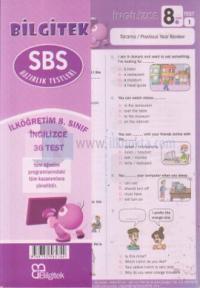 8.Sınıf İngilizce SBS Çek Kopar Yaprak Test - Bilgitek