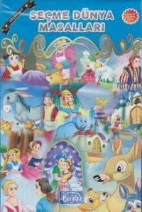 Seçme Dünya Masalları 25'li Set (Küçük Boy)