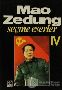 Seçme Eserler Cilt: 4 %25 indirimli Mao Zedung