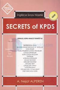 Secrets of KPDS - Paralel Soru Analiz Tekniği İle / İngilizce Sınav Hazırlık