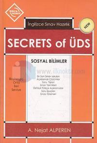 Secrets of ÜDS - Sosyal Bilimler / İngilizce Sınav Hazırlık