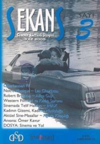 Sekans Sayı: 3Sinema Kültürü Dergisi