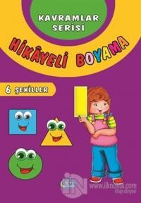 Şekiller - Hikayeli Boyama 6