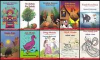 Sekiz Yaş Masal Kitapları (10 Kitap - 10'ar Adet)