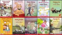 Sekiz Yaş Öykü Kitapları (10 Kitap - 10'ar Adet)