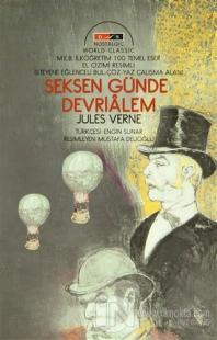 Seksen Günde Devri Alem (Nostalgic) %20 indirimli Jules Verne