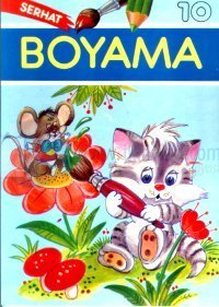 Serhat Boyama Kitabı 10