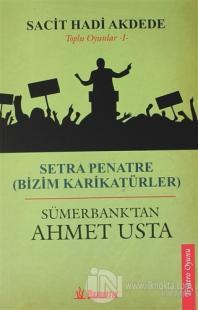 Setra Penatre (Bizim Karikatürler) - Sümerbank'tan Ahmet Usta