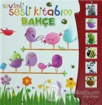 Sevimli Sesli Kitabım Bahçe