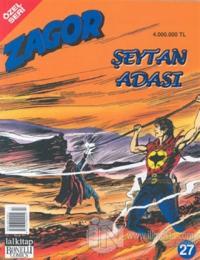 Şeytan Adası - Zagor Özel Seri Sayı 27