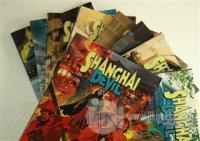 Shangai Devil Serisi (9 Kitap Takım)
