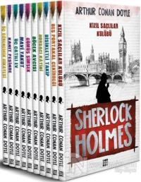 Sherlock Holmes 10'lu Set Sir Arthur Conan Doyle