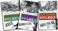 Sherlock Holmes (3 Kitap Takım)