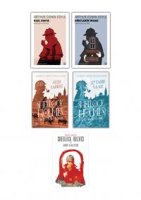 Sherlock Holmes 5 Kitap Takım Kolektif