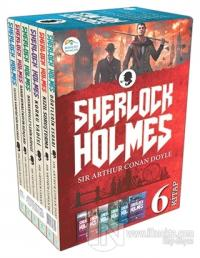 Sherlock Holmes (8 Kitap Takım) Sir Arthur Conan Doyle