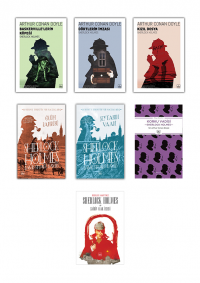 Sherlock Holmes 7 Kitap Takım