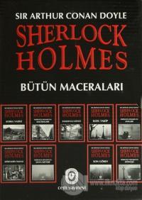 Sherlock Holmes Bütün Maceraları (9 Kitap Takım) %15 indirimli Sir Art