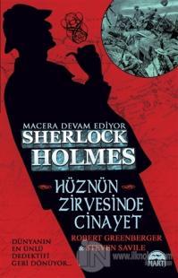 Sherlock Holmes-Hüznün Zirvesinde Cinayet