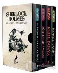 Sherlock Holmes Roman Seti (4 Kitap Takım)