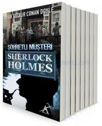Sherlock Holmes Seti - 19 Kitap Takım Cep Boy