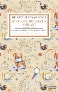 Sherlock Holmes'un Anıları (Öyküler - Cilt 2)