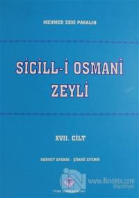 Sicill-i Osmani Zeyli Cilt: 17