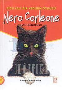 Sicilyalı Bir Kedinin Öyküsü - Nero Corleone