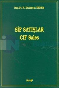 SİF SatışlarCIF Sales