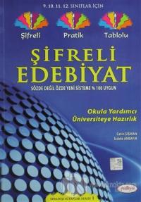 Şifreli Edebiyat - Bulmacalı Edebiyat (2 Kitap Takım)