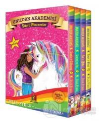 Sihirli Maceralar - Unicorn Akademisi Seti (4 Kitap Takım)